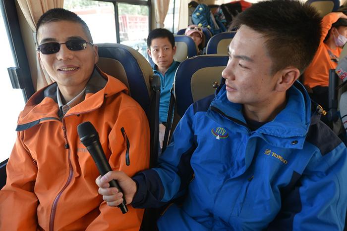 山就在那里,哪里有不攀登的道理—西藏阜康医院张洪
