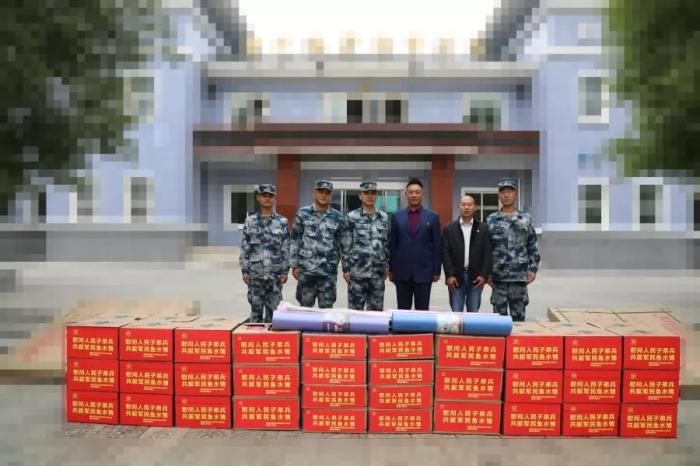 西藏阜康医疗股份有限公司党委慰问甘巴拉雷达站官兵